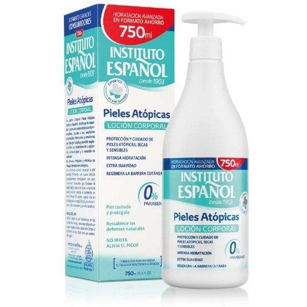 Instituto Español loción corporal Pieles Atópicas 750 ml