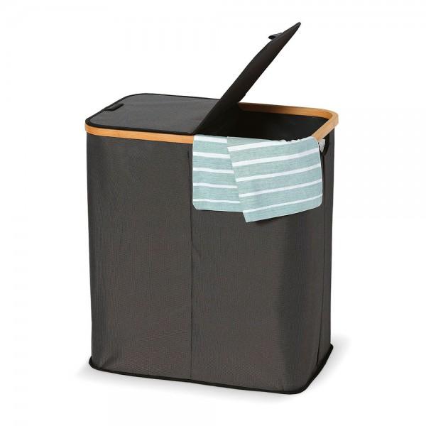 Pongotodo 2 compartimentos bambú 58,5x54x34cm jobgar
